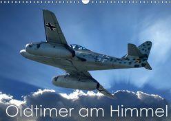 Oldtimer am Himmel (Wandkalender 2019 DIN A3 quer) von Robert,  Boris