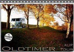Oldtimer auf Tour (Tischkalender 2020 DIN A5 quer) von Adams foto-you.de,  Heribert