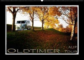 Oldtimer auf Tour (Wandkalender 2018 DIN A2 quer) von Adams foto-you.de,  Heribert