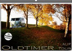 Oldtimer auf Tour (Wandkalender 2021 DIN A2 quer) von Adams foto-you.de,  Heribert