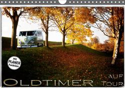 Oldtimer auf Tour (Wandkalender 2021 DIN A4 quer) von Adams foto-you.de,  Heribert