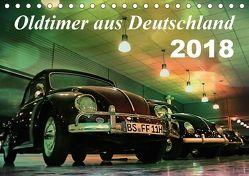 Oldtimer aus Deutschland (Tischkalender 2018 DIN A5 quer) von Silberstein,  Reiner