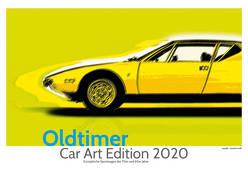 Oldtimer CarArt Edition Europäische Sportwagen der 70er und 80er Jahre