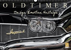 OLDTIMER – Design, Emotion, Nostalgie (Wandkalender 2021 DIN A3 quer) von Meyer,  Dieter