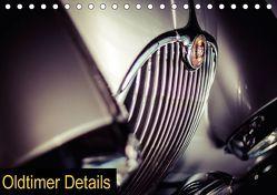 Oldtimer Details (Tischkalender 2018 DIN A5 quer) von Schnell / Fastl-Films,  Heinrich