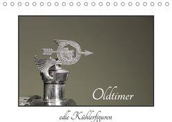 Oldtimer – edle Kühlerfiguren (Tischkalender 2019 DIN A5 quer) von Ehrentraut,  Dirk