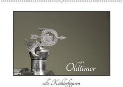 Oldtimer – edle Kühlerfiguren (Wandkalender 2019 DIN A2 quer) von Ehrentraut,  Dirk
