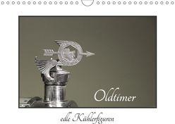 Oldtimer – edle Kühlerfiguren (Wandkalender 2019 DIN A4 quer) von Ehrentraut,  Dirk