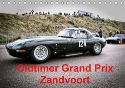 Oldtimer Grand Prix Zandvoort (Tischkalender 2019 DIN A5 quer) von von Pigage,  Peter