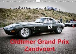 Oldtimer Grand Prix Zandvoort (Wandkalender 2018 DIN A4 quer) von von Pigage,  Peter