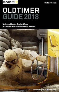 Oldtimer Guide 2018 von Schamburek,  Christian