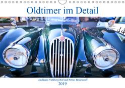 Oldtimer im Detail von Karin Vahlberg Ruf und Petrus Bodenstaff (Wandkalender 2019 DIN A4 quer) von Bodenstaff,  Petrus, Vahlberg-Ruf,  Karin