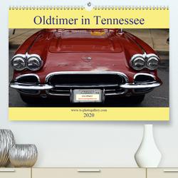 Oldtimer in Tennessee (Premium, hochwertiger DIN A2 Wandkalender 2020, Kunstdruck in Hochglanz) von Schroeder,  Thomas