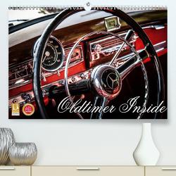 Oldtimer inside (Premium, hochwertiger DIN A2 Wandkalender 2021, Kunstdruck in Hochglanz) von Pinkoss Photostorys,  Oliver