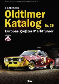 Oldtimer-Katalog Nr. 36 von Zink,  Günther