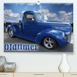 Oldtimer-Kunst (Premium, hochwertiger DIN A2 Wandkalender 2020, Kunstdruck in Hochglanz) von Kalifornien., mit freundlicher Genehmigung der Nethercutt Sammlung Sylmar,  MaBu