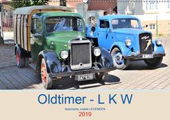 Oldtimer – L K W (Wandkalender 2019 DIN A2 quer) von Klünder,  Günther