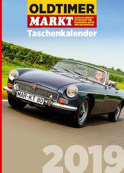 OLDTIMER MARKT Taschenkalender 2019