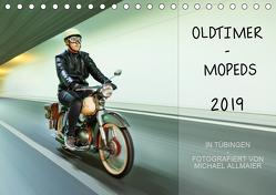 Oldtimer Mopeds – fotografiert von Michael Allmaier (Tischkalender 2019 DIN A5 quer) von Allmaier,  Michael