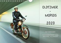 Oldtimer Mopeds – fotografiert von Michael Allmaier (Wandkalender 2020 DIN A4 quer) von Allmaier,  Michael