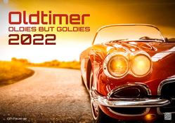 Oldtimer – OLDIES BUT GOLDIES – 2022 – Kalender DIN A2