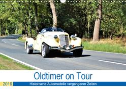 Oldtimer on Tour (Wandkalender 2019 DIN A3 quer) von Klünder,  Günther