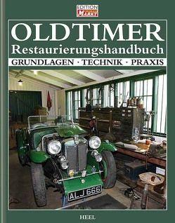 Oldtimer Restaurierungshandbuch von Baxter,  Lionel, Lionel Baxter