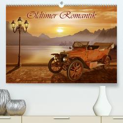 Oldtimer Romantik (Premium, hochwertiger DIN A2 Wandkalender 2021, Kunstdruck in Hochglanz) von Jüngling,  Monika, Mausopardia,  alias