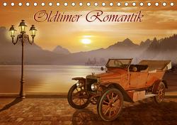 Oldtimer Romantik (Tischkalender 2021 DIN A5 quer) von Jüngling,  Monika, Mausopardia,  alias