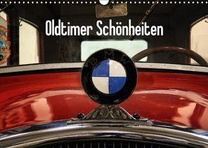 Oldtimer Schönheiten (Wandkalender 2018 DIN A3 quer) von Gerald Hegewald,  Frank