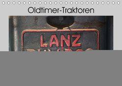 Oldtimer Traktoren – Embleme (Tischkalender 2019 DIN A5 quer) von Ehrentraut,  Dirk