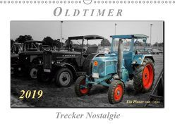 Oldtimer – Trecker Nostalgie (Wandkalender 2019 DIN A3 quer) von Roder,  Peter