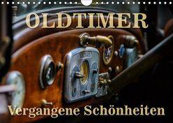 Oldtimer – vergangene Schönheiten (Wandkalender 2019 DIN A4 quer) von W. Lambrecht,  Markus