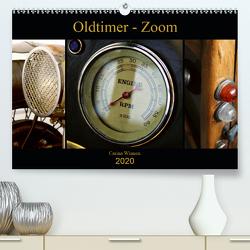 Oldtimer – Zoom (Premium, hochwertiger DIN A2 Wandkalender 2020, Kunstdruck in Hochglanz) von Winnen,  C.