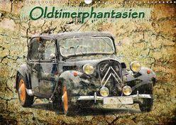 Oldtimerphantasien (Wandkalender 2019 DIN A3 quer) von Jaeger,  Michael, mitifoto,  k.A.