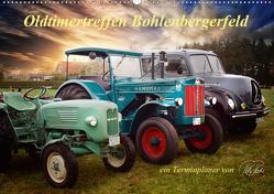 Oldtimertreffen in Bohlenbergerfeld (Wandkalender 2021 DIN A2 quer) von Roder,  Peter
