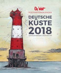 Ole West – Deutsche Küste 2018 von West,  Ole