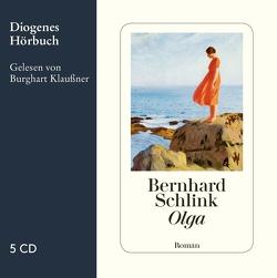 Olga von Klaußner,  Burghart, Schlink,  Bernhard