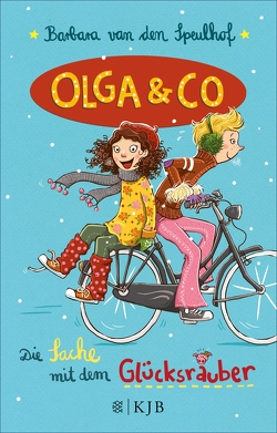 Olga & Co – Die Sache mit dem Glücksräuber von Dulleck,  Nina, Speulhof,  Barbara van den