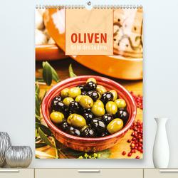 Oliven (Premium, hochwertiger DIN A2 Wandkalender 2021, Kunstdruck in Hochglanz) von Kerpa,  Ralph