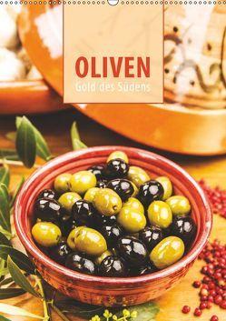 Oliven (Wandkalender 2019 DIN A2 hoch) von Kerpa,  Ralph