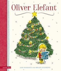 Oliver Elefant von Janisch,  Heinz, Peacock,  Lou, Stephens,  Helen