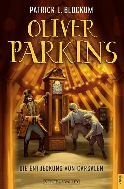 Oliver Parkins von Blockum,  Patrick L.