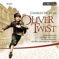 Oliver Twist von Baltus,  Gerd, Dickens,  Charles, Fontanges,  Céline, Frass,  Wolf, Kaempfe,  Peter, Kolb,  Carl, Pleva,  Jörg, Stricker,  Sven