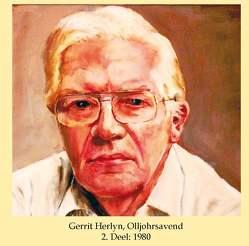 Olljohrsavend, 2. Deel: 1980 – Plattdeutscher Silvestergottesdienst von Herlyn,  Elisabeth, Herlyn,  Gerrit, Sternsdorff,  Dina, Sternsdorff,  Jürgen