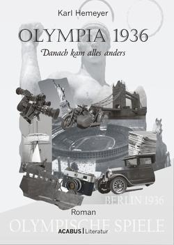 Olympia 1936 von Hemeyer,  Karl