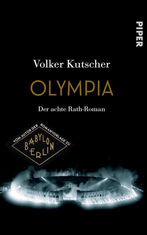 Olympia von Kutscher,  Volker