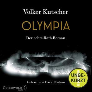Olympia (Die Gereon-Rath-Romane 8) von Kutscher,  Volker, Nathan,  David