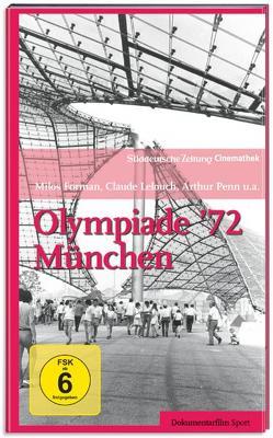 Olympiade '72 München von Forman,  Milos, Ichikawa,  Kon, Lelouch,  Claude, Ozerov,  Yuri, Penn,  Arthur, Pfleghar,  Michael, Schlesinger,  John, Zetterling,  Mai