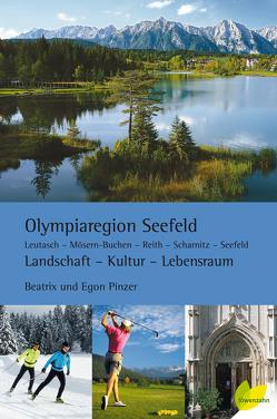 Olympiaregion Seefeld von Pinzer,  Beatrix, Pinzer,  Egon